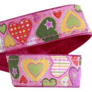 attache-doudou-serviette-coeur-rose