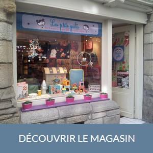 Découvrir le magasin Les Ptits Guilis à Vannes