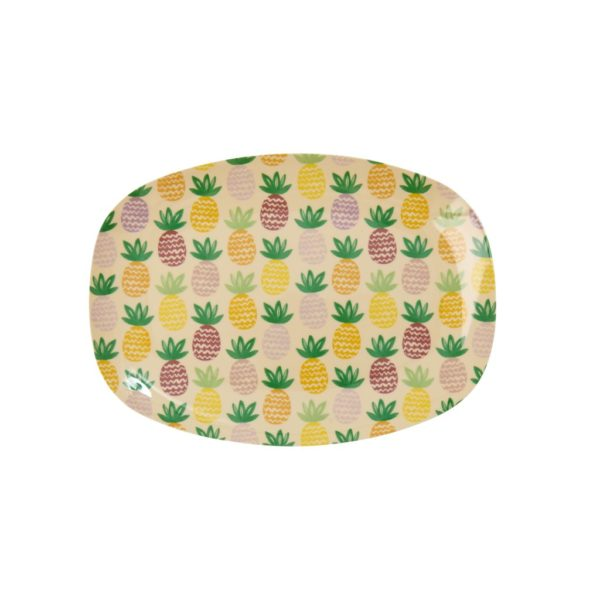 plateau-melamine-ananas