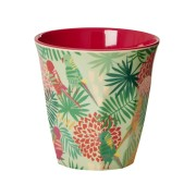mug mélamine tropical