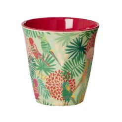 mug mélamine tropical rice