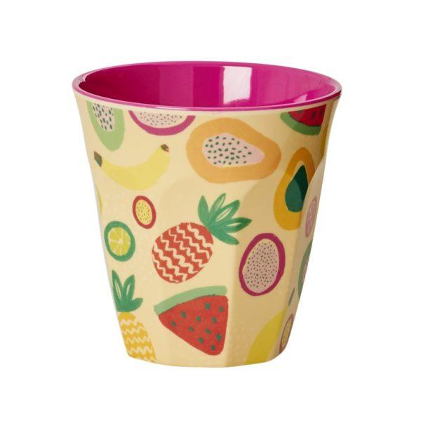 mug mélamine tutti frutti