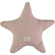 coussin étoile misty pink nobodinoz