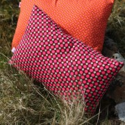 coussin-trefle-terre-rose
