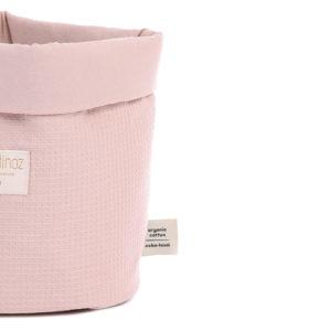 panier misty pink nobodinoz