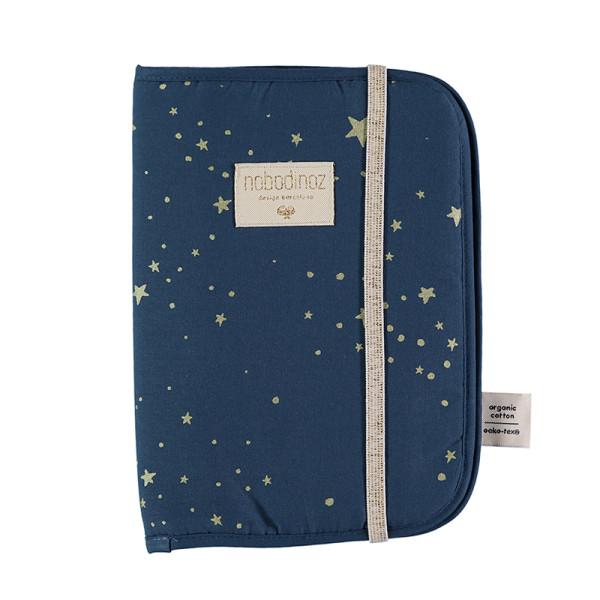 protege-carnet-de-sante-stella-night-blue-nobodinoz