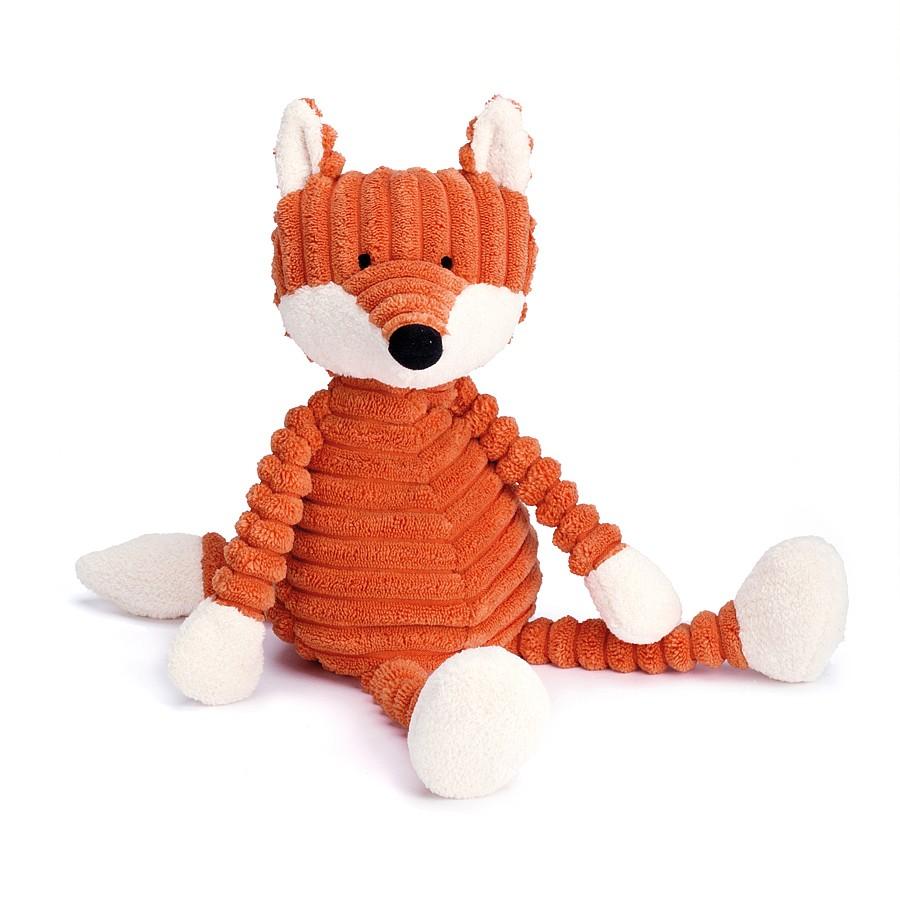 doudou renard cordy Jellycat