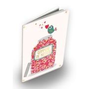 carnet compote cartes d'art