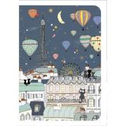 carnet paris cartes d'art