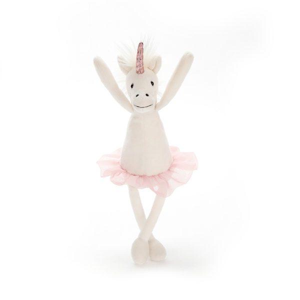 licorne danseuse jellycat
