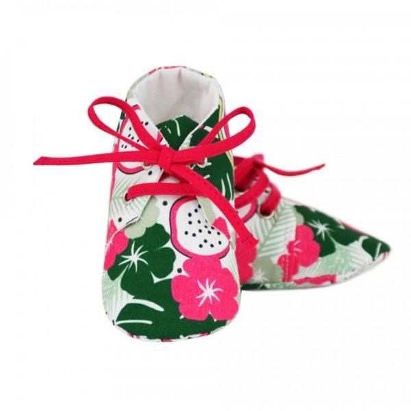 chaussons-tissu-aloha-miniyou
