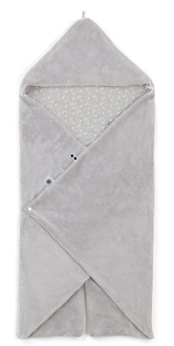 couverture lovely grey snoozebaby