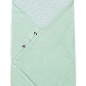 couverture misty green