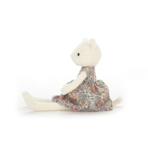 chat robe jellycat