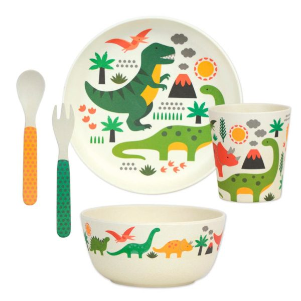 set-vaisselle-bambou-dinosaure-petit-collage
