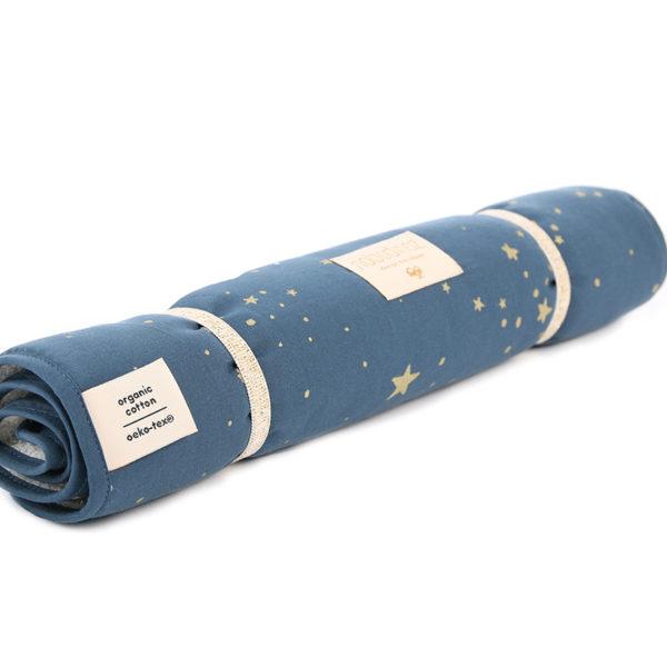 matelas-a-langer-gold-stella-night-blue-nobodinoz-1