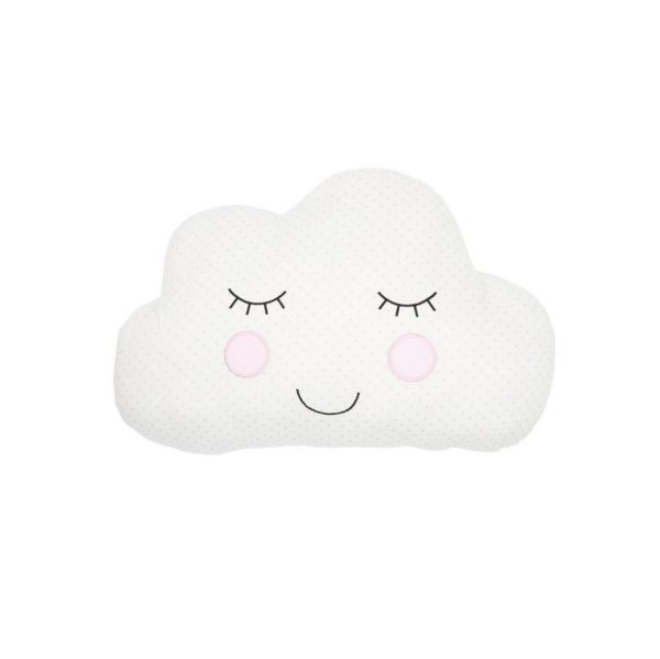 coussin nuage blanc sass and belle