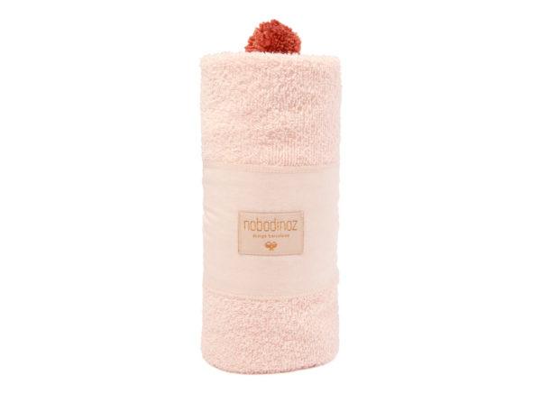 cape de bain pink nobodinoz