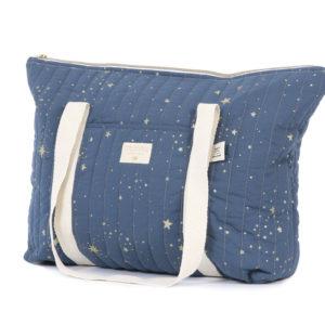 sac a langer star blue nobodinoz