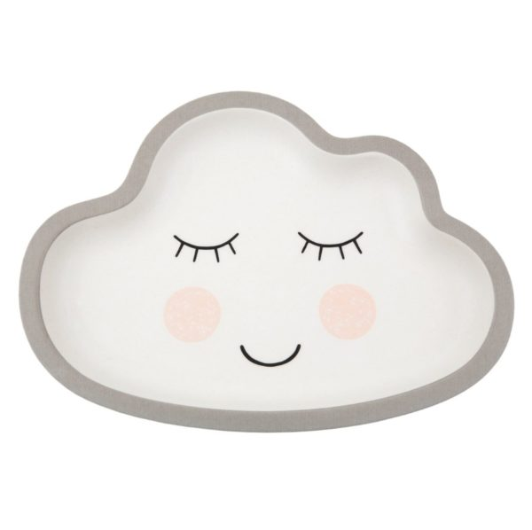 assiette bambou nuage sass and belle