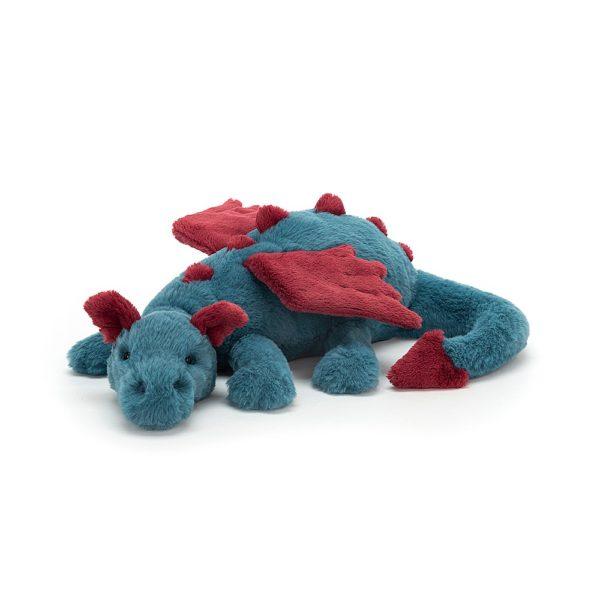 dragon dexter jellycat