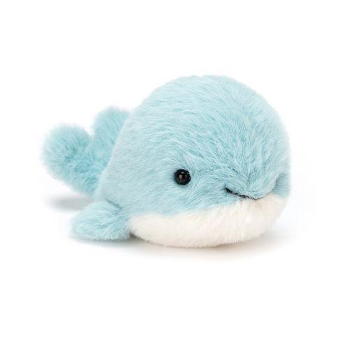 baleine fluffy jellycat