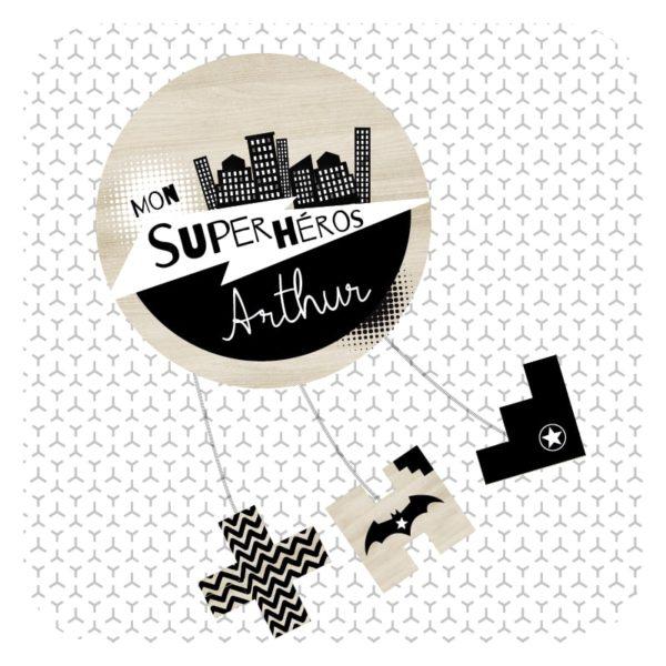 attrape reve super hero lovely tribu