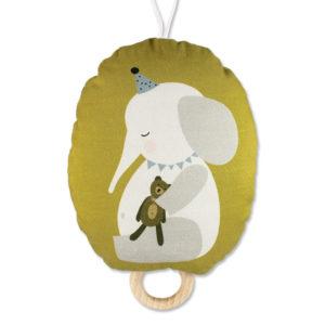 boite a musique elephant ava and yves