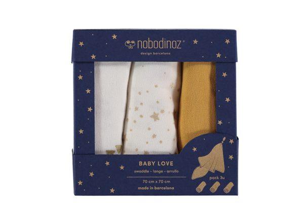 langes yellow nobodinoz