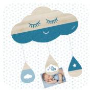 nuage bleu lovely tribu