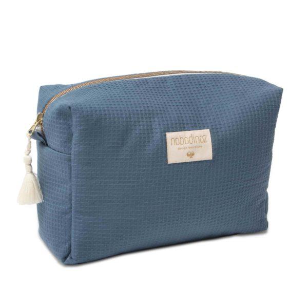 vanity case blue honeycomb nobodinoz