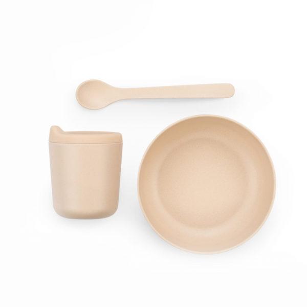 coffret repas bambou rose ekobo