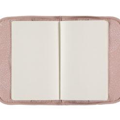 protege carnet de sante bubble pink nobodinoz