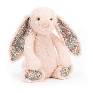 lapin blossom blush jellycat