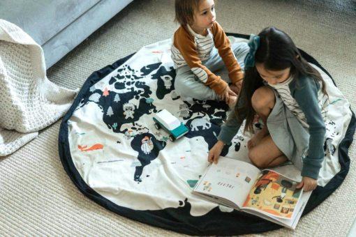 play and go worldmap