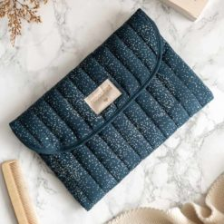 pochette bubble blue nobodinoz