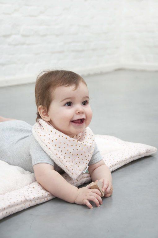 bavoir bandana lune trixie baby