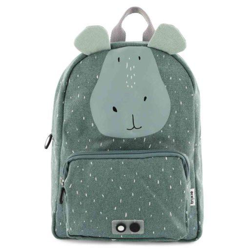 sac à dos hippopotame trixie baby