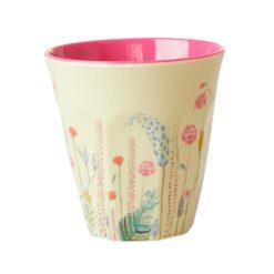 mug fleurs d'été rice