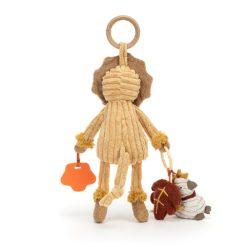 jouet éveil lion jellycat