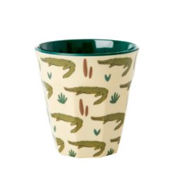 petit mug crocodiles rice
