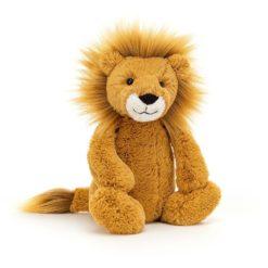 lion bashful jellycat