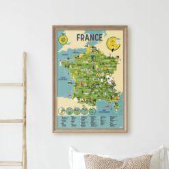 poster stickers france poppik
