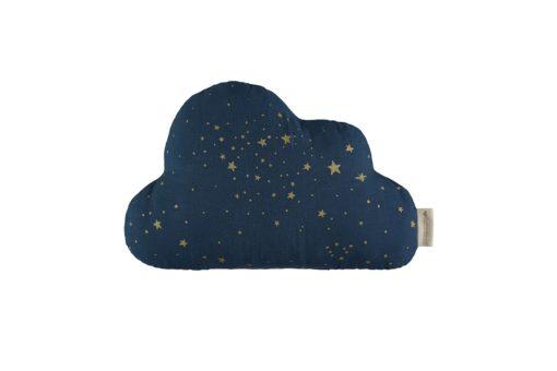 coussin nuage star blue nobodinoz