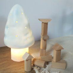 lampe champignon bleu egmonttoys