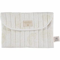 pochette bubble white nobodinoz