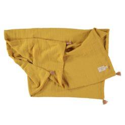 couverture ete farniente yellow nobodinoz