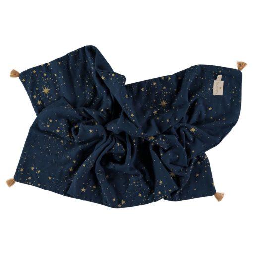 couverture ete star blue nobodinoz