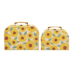 valisettes tournesols sass and belle