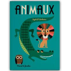 livre animaux marcel et joachim